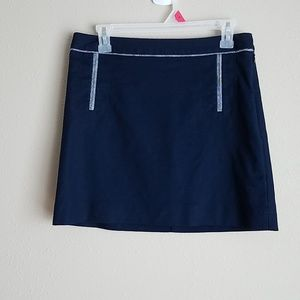 ♾The Limited Navy Skirt